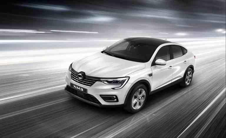Renault Samsung XM3