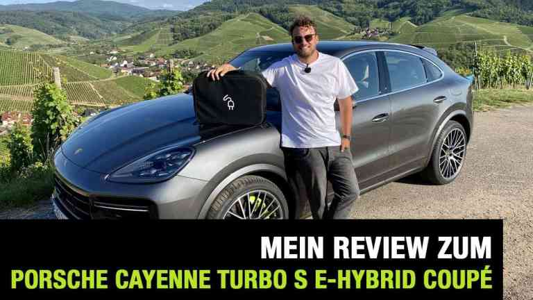 2020 Porsche Cayenne Turbo S E-Hybrid Coupé (680 PS) - Fahrbericht | Review | Test | Sound | PHEV