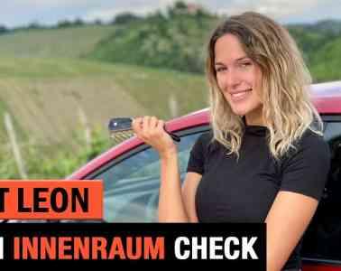 (2020) Seat Leon FR 1.5 eTSI ACT 7-Gang DSG,