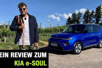2020 Kia e-Soul (204 PS)