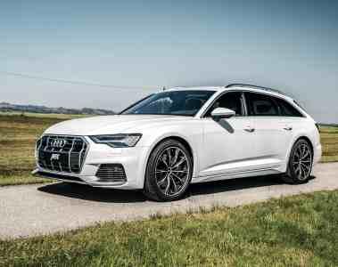 Abt kitzelt 408 PS aus dem Audi A6 allroad