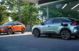 Citroën ë-C4 und C4 - Erste Fotos