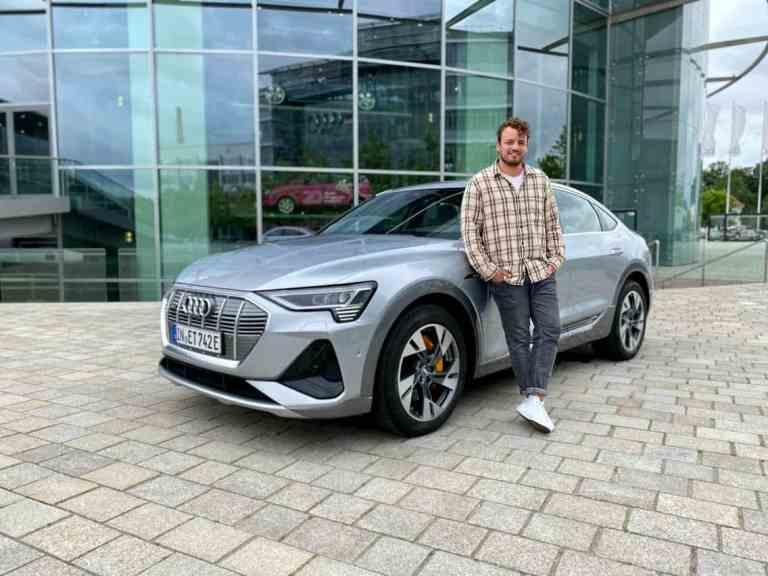 #2020 #Audi e-tron #Sportback S line 55 quattro (408 PS) - E-SUV-Coupé im Review | #Fahrbericht | Test
