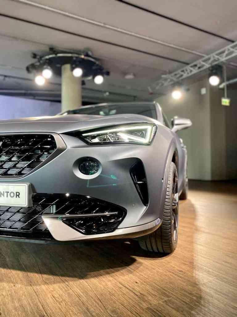 2020 Cupra Formentor - Weltpremiere | Review | Test | Sitzprobe | MIB3 | Motoren | Sound | Design
