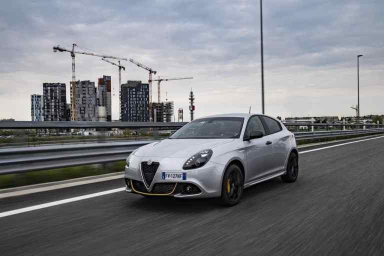 Alfa Romeo Giulietta Speciale.