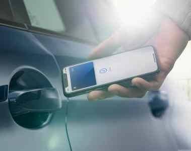 BMW macht das iPhone zum Schlüssel