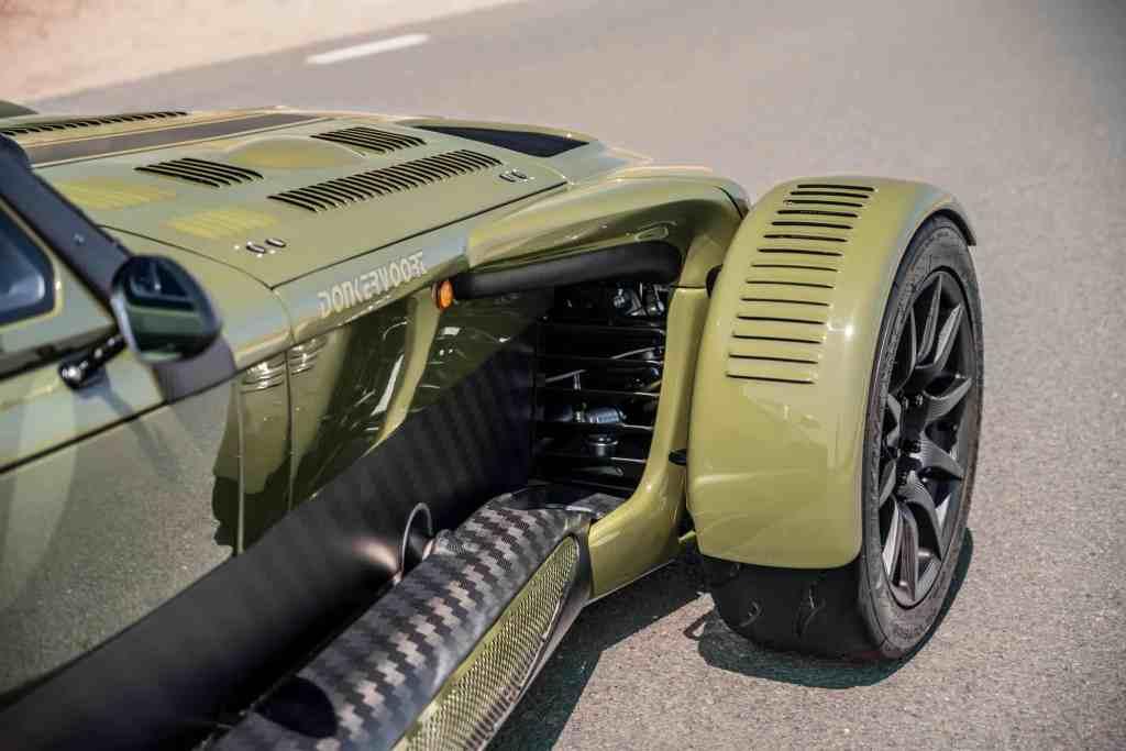 Donkervoort D8 GTO-JD70 - Der erste 2G-Supersportwagen
