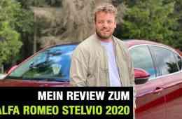 """Alfa Romeo Stelvio 2.2 Diesel """"Lusso Ti"""" Q4 AT8"""