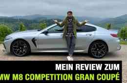 BMW M8 Competition Gran Coupé , Jan Weizenecker