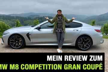 BMW M8 Competition Gran Coupé , Jan Weizenecker