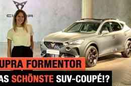 CUPRA Formentor (2020) - Das schönste SUV-Coupé!? Review   Design   Interieur   Sitzprobe   Sound