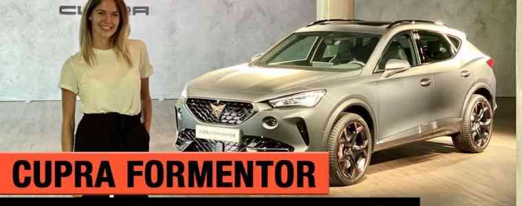 CUPRA Formentor (2020) - Das schönste SUV-Coupé!? Review | Design | Interieur | Sitzprobe | Sound