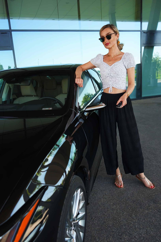 "Lexus ES 300h ""Luxury Line"" (2020) | Digitale Rückspiegel?! Test | Hybrid I POV, NinaCarMaria"