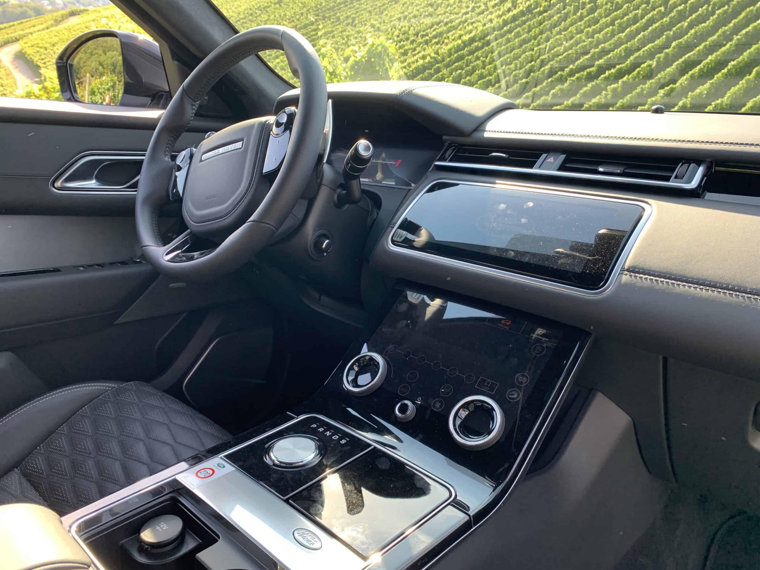 Range Rover Velar 550 P SV Autobiography Dynamic Edition (2020)