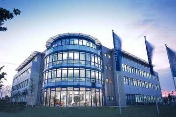 Deutschland-Zentrale von Hyundai in Neckarsulm.