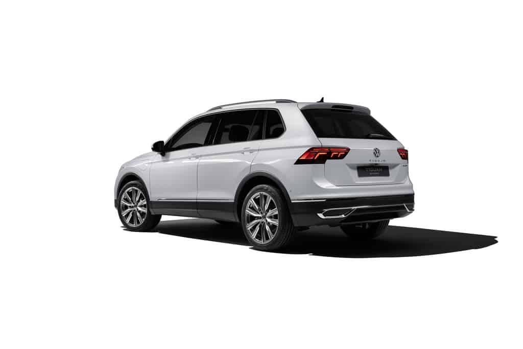 Volkswagen Tiguan: