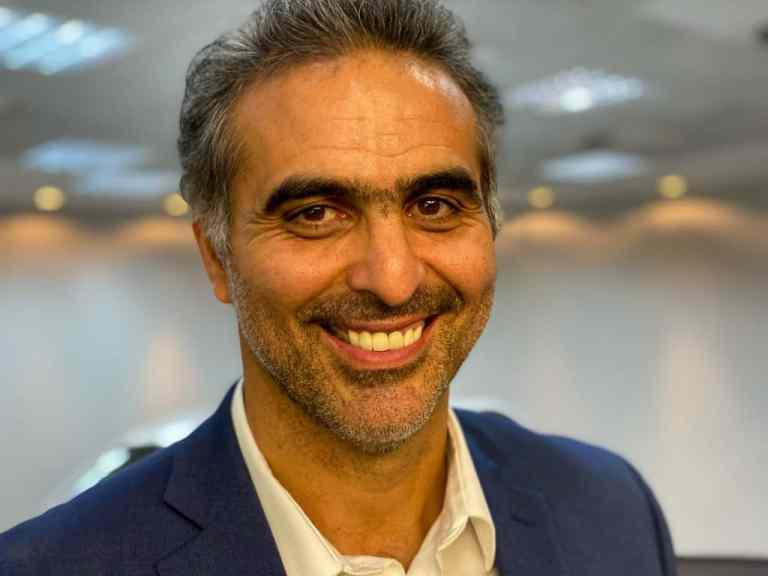 VW-Südamerika-Chef Luca Di Si.