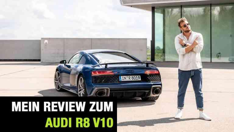 2020 Audi R8 Coupé V10 Performance (620 PS) - Der Endgegner? Fahrbericht   Review   Test   Sound, Jan Weizenecker