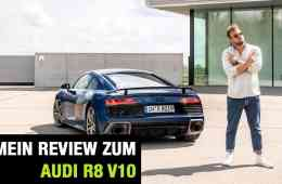 2020 Audi R8 Coupé V10 Performance (620 PS) - Der Endgegner? Fahrbericht | Review | Test | Sound, Jan Weizenecker