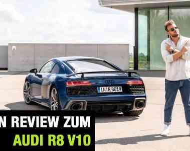 2020 Audi R8 Coupé V10 Performance (620 PS) - Der Endgegner? Fahrbericht | Review | Test | Sound, Jan Weizenecker
