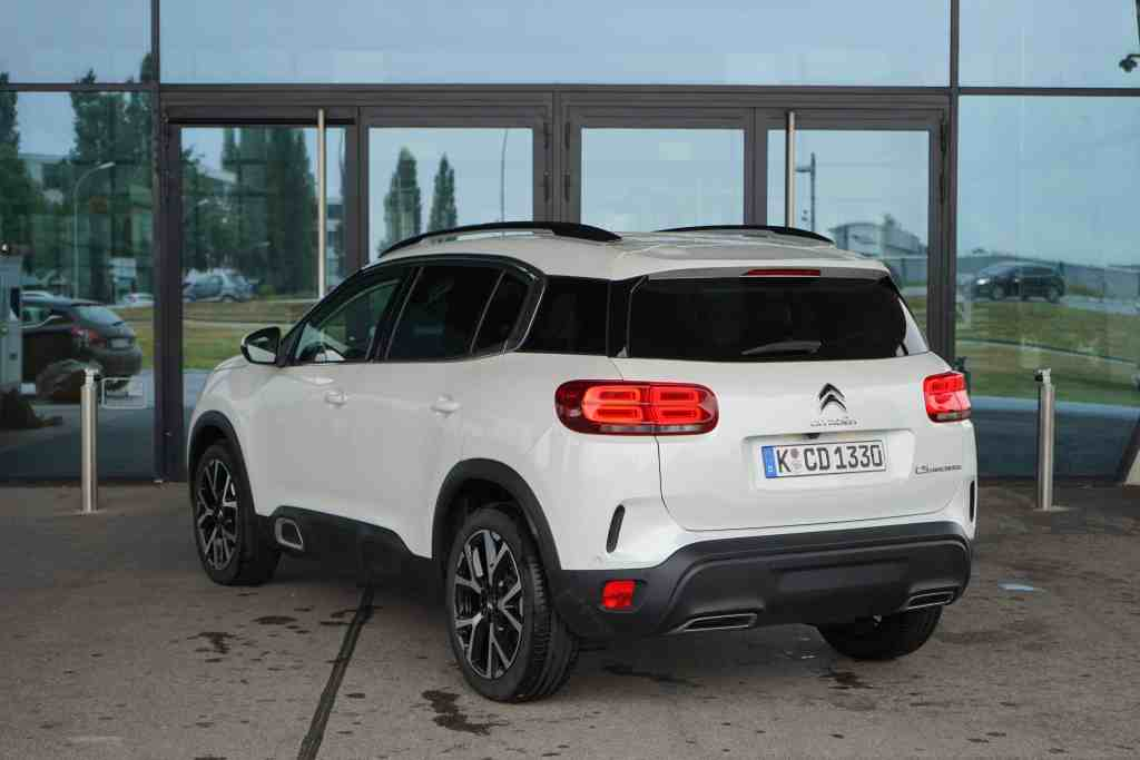 2020 Citroën C5 Aircross Shine BlueHDI 180 EAT8 -Meine Eindrücke - Test I Review