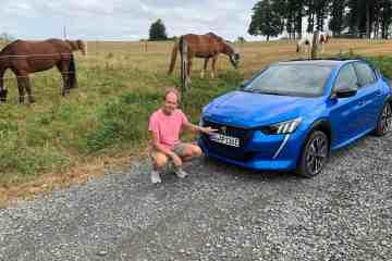 Neuer Peugeot e-208 GT (136 PS) - Der König der Elektro Löwen!
