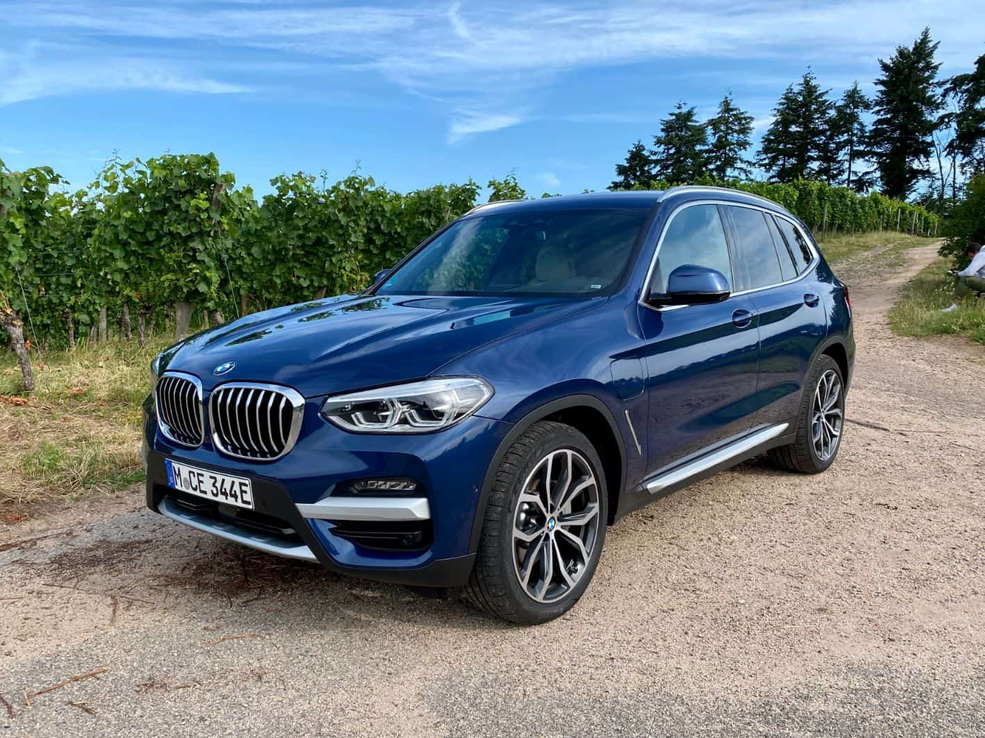"2020 BMW X3 xDrive30e Plug-in Hybrid ""xLine"" (292 PS) - Fahrbericht 