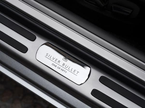 "Rolls-Royce ""Dawn Silver Bullet"" in ganzer Pracht"
