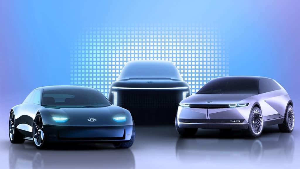 Nun hat auch Hyundai seine Elektromarke
