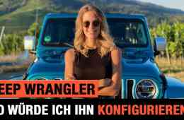 Bikini Jeep Wrangler - So würde ich ihn konfigurieren! Review   POV   Unlimited JL Sahara   2020