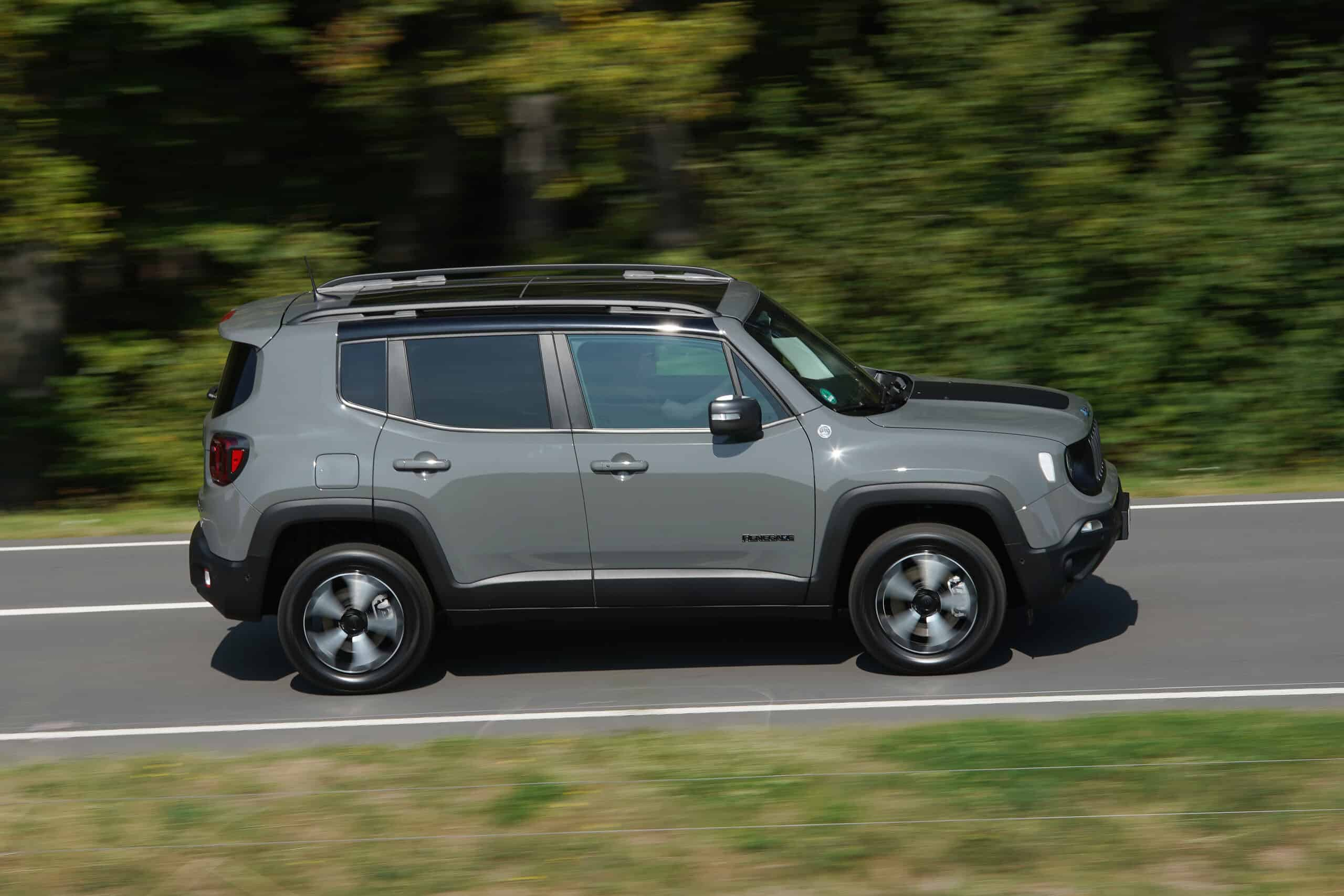 2020 Jeep Renegade 4xe (240 PS) - Das kann der Plug-in Hybrid!