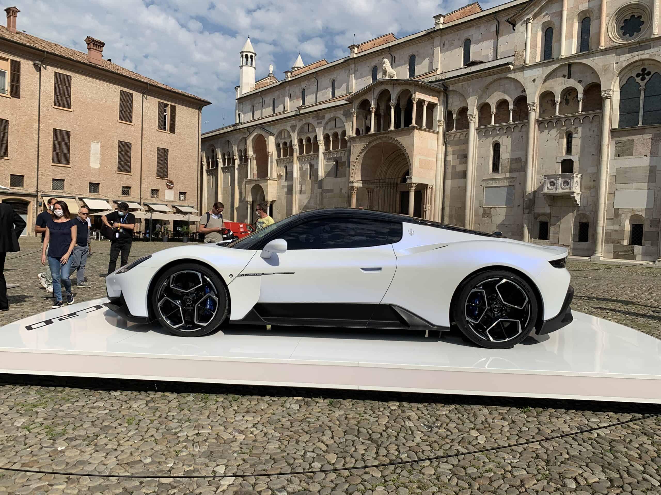 Maserati möchte wieder Gewinne schreiben
