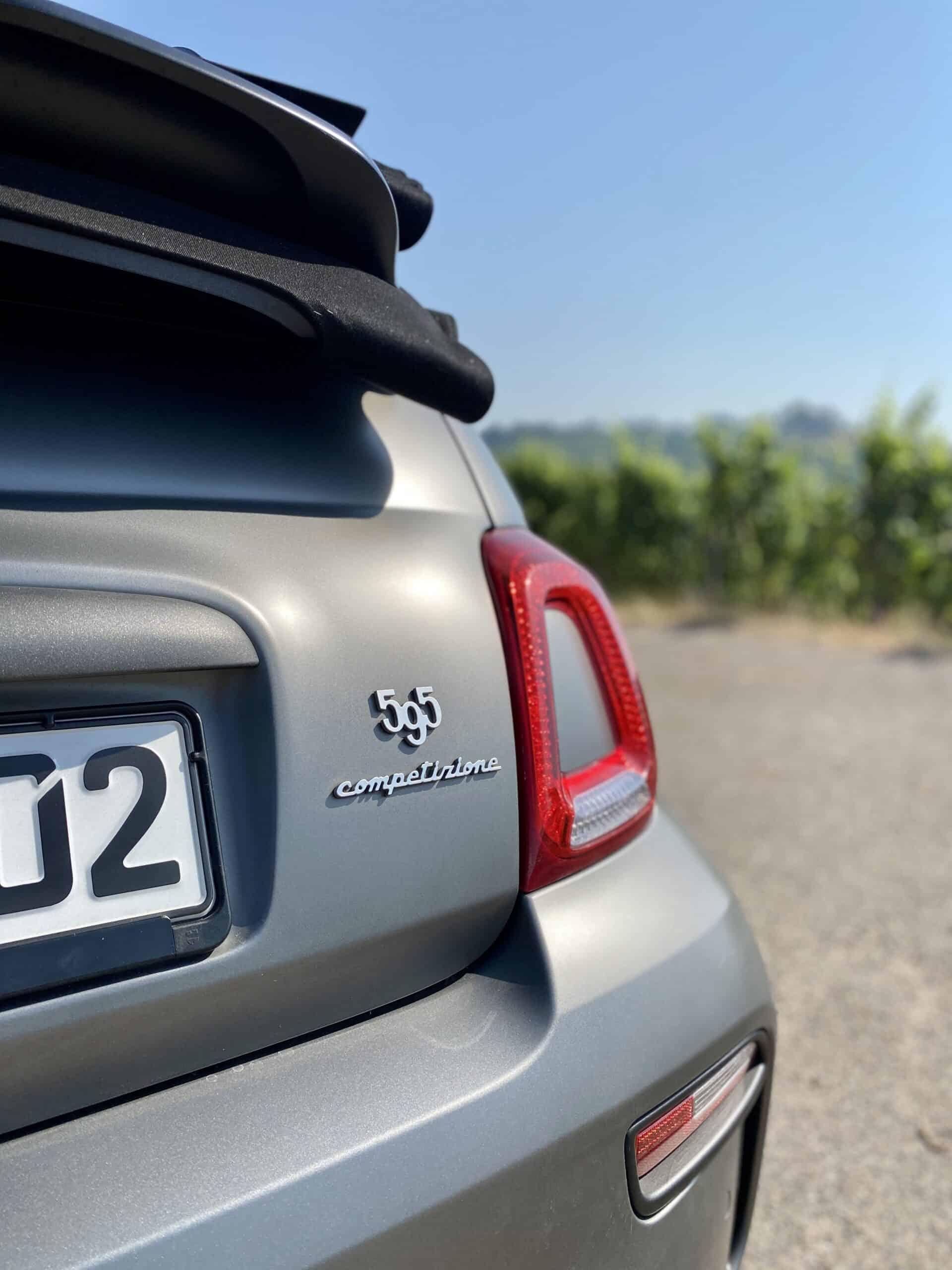 Abarth 595 Cabrio Competizione (2020) - Vom Skorpion gestochen?! Review | Test | Sound | POV