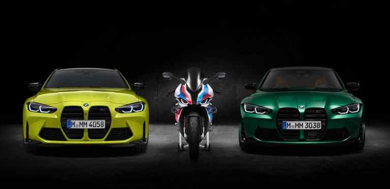 Neuer BMW M3 und M4