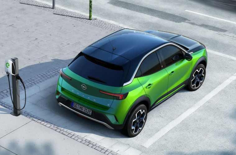 Beim Opel Mokka ist der Strom am stärksten