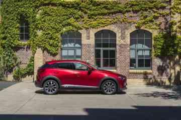 Mazda CX-3 braucht keinen Partikelfilter