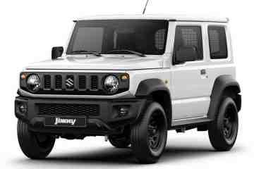 Suzuki Jimny wird zum Transporter