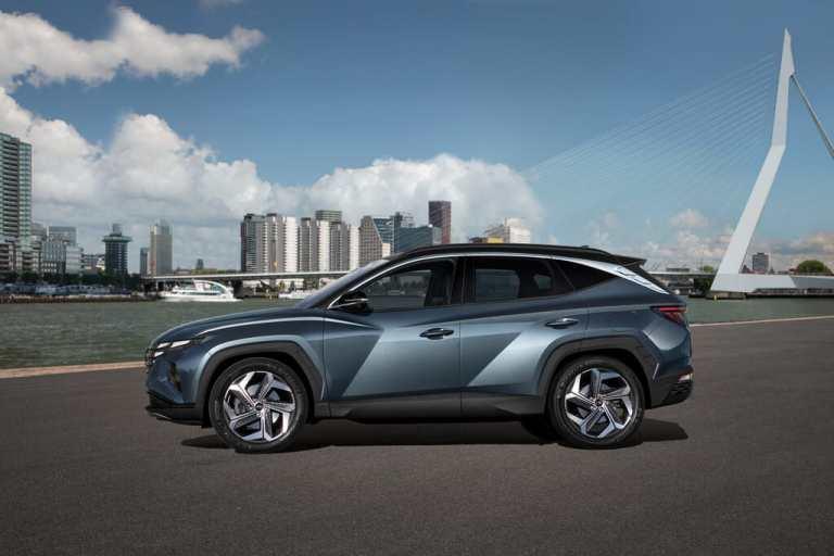 Hyundai Tucson in den Startlöchern