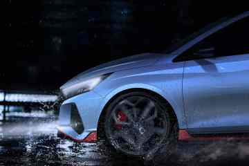 Hyundai i20 nah am Motorsport