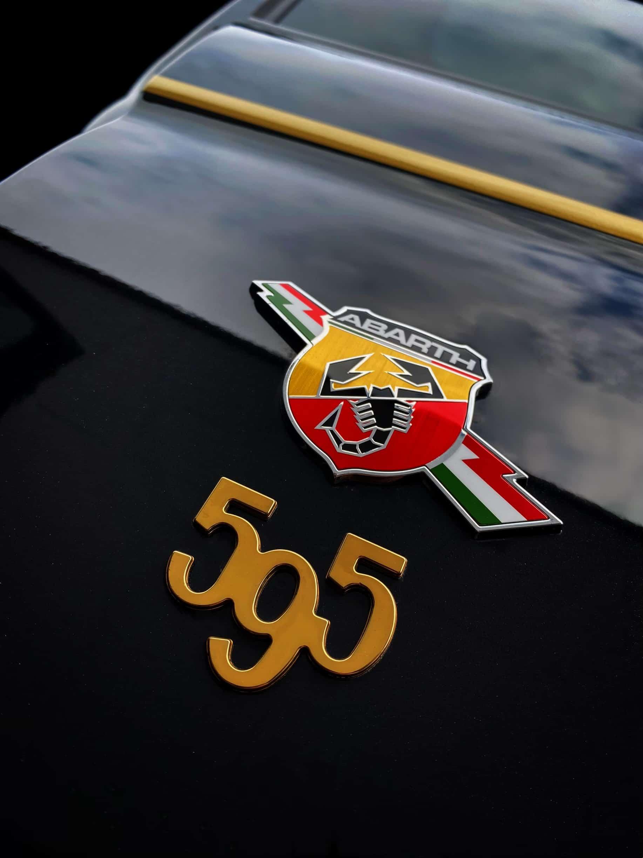 Readytogold - Abarth 595 Scorpioneoro