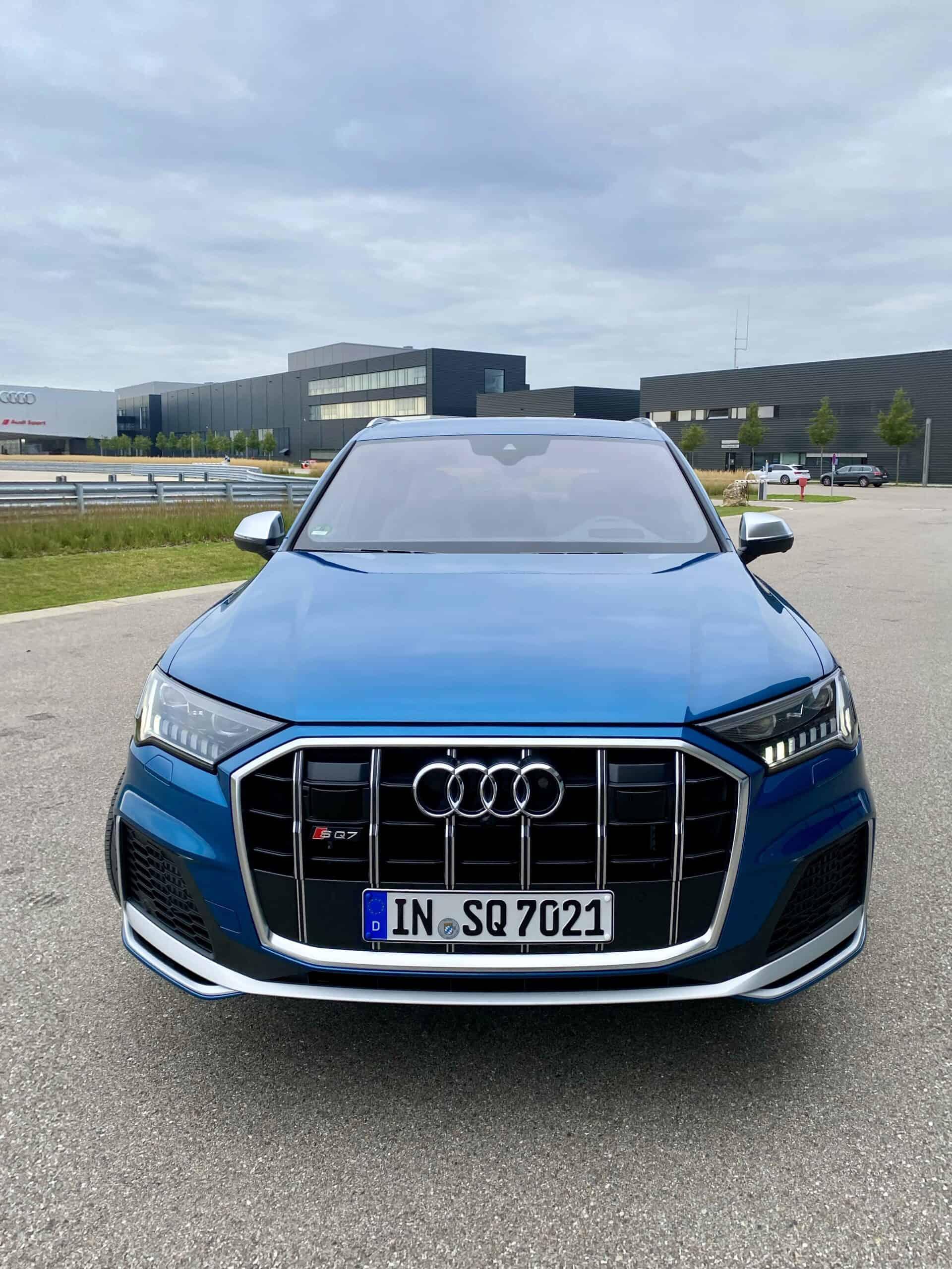 2021 Audi SQ8 vs. SQ7 (507 PS) Der Vergleich: Welcher passt zu Dir? Fahrbericht | Review |Test