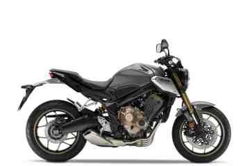 Honda CB 650 R.