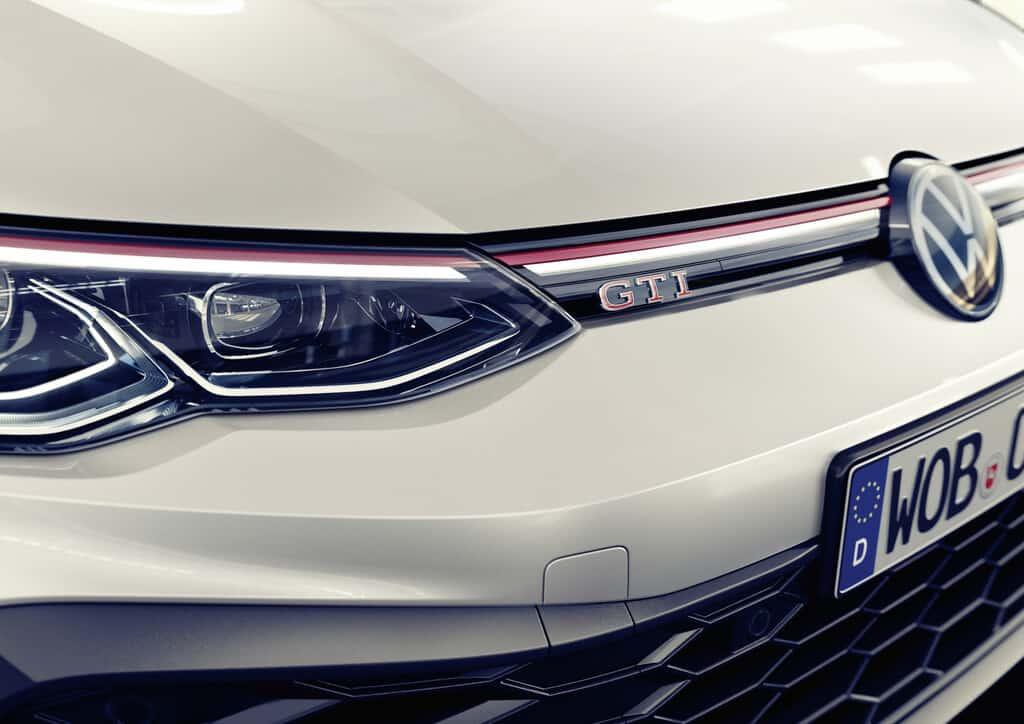 VW Golf GTI Clubsport.