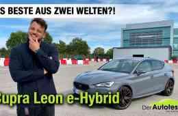 Cupra Leon e-Hybrid 2021