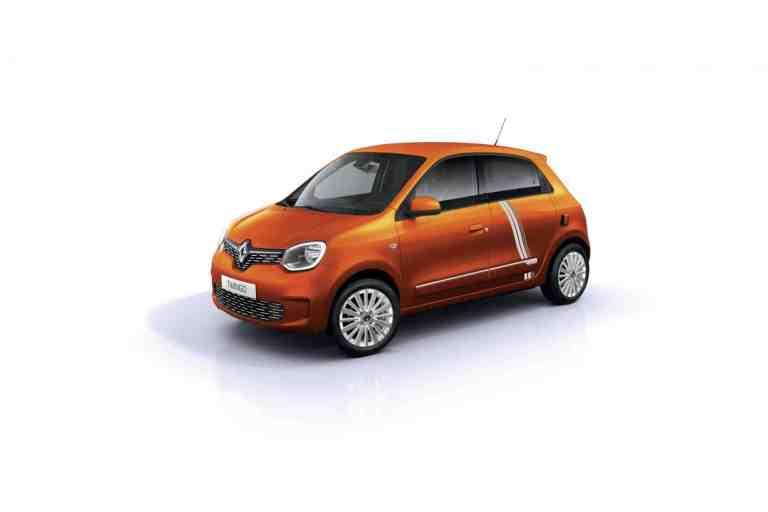 Vollelektrischer Renault Twingo kommt zum Jahresende