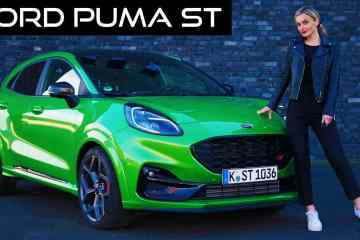 Ford Puma ST 2021 – Kompakt-SUV oder Kermit? Test I Review I Sound I Launch Control