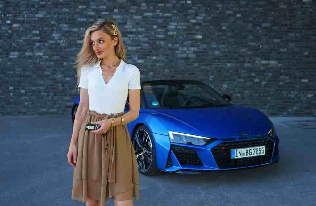 2020 Audi R8 Spyder V10 RWD I Mein Traum-Cabrio 2020? I (540 PS) I Supercars I POV I Test I Sound