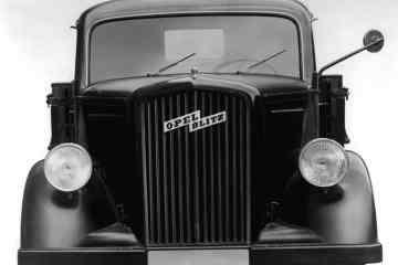 Opel Blitz von 1938.