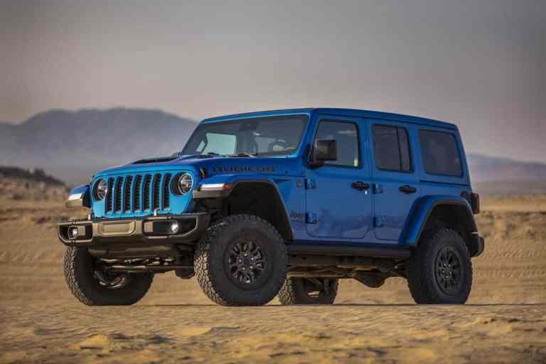 Jeep Wrangler Rubicon 392.