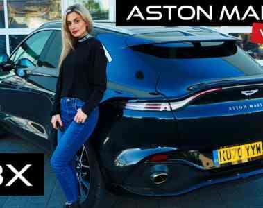Aston Martin Surprise I James Bond SUV mit 550 PS - Aston Martin DBX 2021 I VLOG